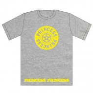 グレー(XL)Tシャツ/PRINCESS PRINCESS TOUR 2012-2016 再会 -FOR EVER-
