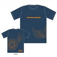 デニム色(M)Tシャツ/PRINCESS PRINCESS TOUR 2012-2016 再会 -FOR EVER-