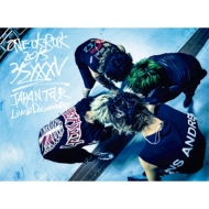 ONE OK ROCK 2015 35xxxv JAPAN TOUR LIVE&DOCUMENTARY (DVD)