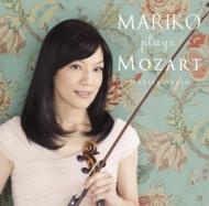 千住真理子: MARIKO plays MOZART