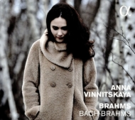 Piano Works: Vinnitskaya +j.s.bach / Brahms: Chaconne