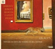 Voyage Au Pays Du Tender Et Del'effroi-french Chamber Works: Oxalys