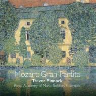 モーツァルト:『グラン・パルティータ』、ハイドン:ノットゥルノ第8番 ピノック&ロイヤル・アカデミー・オブ・ミュージック・ソロイスツ・アンサンブル