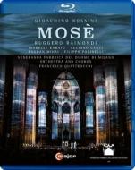 『モーゼ』全曲 マンチーニ&リゴリオ演出、クアトロッキ&ファッブリカ・デル・ドゥオーモ管、ライモンディ、他(2015 ステレオ)(日本語字幕付き)