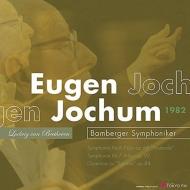 交響曲第6番「田園」、第7番、「エグモント」序曲:オイゲン・ヨッフム指揮&バンベルク交響楽団(1982 東京)(2枚組/180グラム重量盤レコード/TOKYO FM)