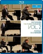 ピアノ・ソナタ全集第2集 ブッフビンダー(2014ザルツブルク・ライヴ)