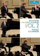 ピアノ・ソナタ全集第2集 ブッフビンダー(2014ザルツブルク・ライヴ)(2DVD)