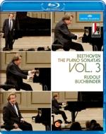 ピアノ・ソナタ全集第3集 ブッフビンダー(2014ザルツブルク・ライヴ)