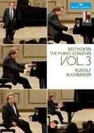 ピアノ・ソナタ全集第3集 ブッフビンダー(2014ザルツブルク・ライヴ)(2DVD)