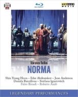 『ノルマ』全曲 アンド演出、ビオンディ&エウローパ・ガランテ、J.アンダーソン、バルチェッローナ、他(2001 ステレオ)