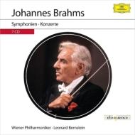 交響曲全集、協奏曲全集 バーンスタイン&ウィーン・フィル、ツィマーマン、クレーメル、マイスキー(7CD)