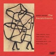 The Recalcitrants: Garlick Travers(Vn)E.kutz W.smith(Vc)Lovell(P)