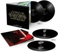 スター・ウォーズ/フォースの覚醒 Star Wars: Force Awakens サウンドトラック (2枚組アナログレコード/Walt Disney)