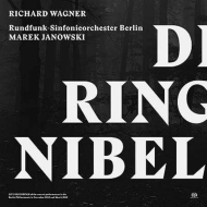 『ニーベルングの指環』全曲 ヤノフスキ&ベルリン放送交響楽団、コニェチュニ、ラング、サルミネン、他(2012〜13 ステレオ)(13SACD)
