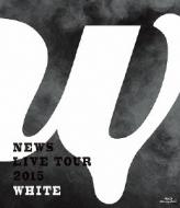 NEWS LIVE TOUR 2015 WHITE (Blu-ray)