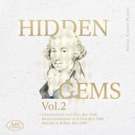 Hidden Gems Vol.2-violin Concertos, Etc: Loscher(Vn)Bauerstatter / Camerata Pro Musica