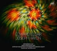 エルガー:ヴァイオリン協奏曲、ハイドン:二重協奏曲 イーゴリ・オイストラフ、ゼルツァロワ、ジューク&モスクワ・フィル