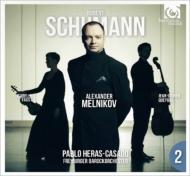 Piano Concerto: Melnikov(P)Heras-casado / Freiburg Baroque O +piano Trio, 2, : I.faust Queyras