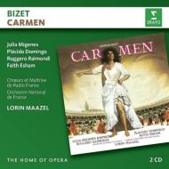 『カルメン』全曲 マゼール&フランス国立管、ミゲネス、ドミンゴ、R.ライモンディ、他(1982 ステレオ)(2CD)