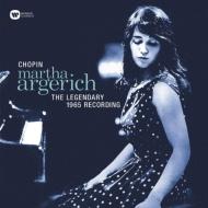 幻のショパン・レコーディング 1965:マルタ・アルゲリッチ(ピアノ)(アナログレコード/Warner Classics)