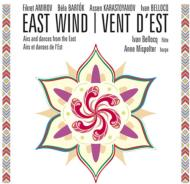 East Wind-airs & Dances From The East: Bellocq(Fl)Mispelter(Hp)