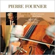 チェロ協奏曲: ピエール・フルニエ / コル・ニドライ: マルティノン (アナログレコード)