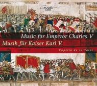 『カール5世の時代の音楽』 カペラ・デ・ラ・トーレ