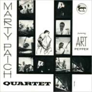 Marty Paich Quartet Feat.Art Pepper (紙ジャケット)