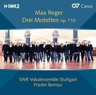 Motets Op, 110, : Bernius / Swr Vokalensemble Stuttgart