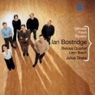 Melodies Francaises-debussy, Faure, Poulenc: Bostridge(T)J.drake(P)Belcea Q
