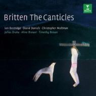 Canticles, British Folksong Arrangements: Bostridge(T)D.daniels(Ct)Maltman(Br)J.drake(P)