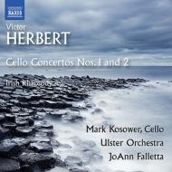 チェロ協奏曲第1番、第2番、アイルランド狂詩曲 コソワー、ファレッタ&アルスター管