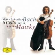 6 Cello Suites: Maisky (1999)