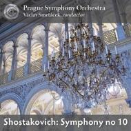 交響曲第10番 スメターチェク&プラハ交響楽団