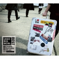 "LEGO BIG MORL BEST ALBUM ""Lovers, Birthday, Music"" (CD+DVD+Photobook)【初回盤】"
