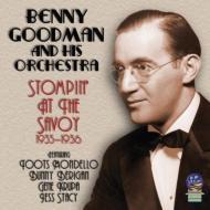 Stompin' At The Savoy 1935-1936