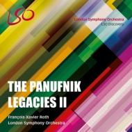 パヌフニクの遺産2〜パヌフニク作『宇宙の祈り』の主題による10人の作曲家による共作『パヌフニク変奏曲』、他 ロト&ロンドン響