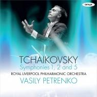 交響曲第5番、第1番、第2番 ワシリー・ペトレンコ&ロイヤル・リヴァプール・フィル(2CD)