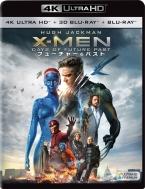 X-MEN:フューチャー&パスト<4K ULTRA HD + 3D + 2Dブルーレイ/3枚組>
