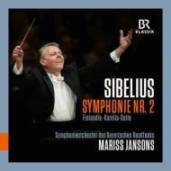 交響曲第2番、フィンランディア、カレリア組曲 マリス・ヤンソンス&バイエルン放送交響楽団