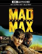マッドマックス 怒りのデス・ロード <4K ULTRA HD&ブルーレイセット>(2枚組)