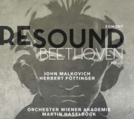 RE-SOUND BEETHOVEN -Vol.3-ベートーヴェン「エグモント」&序曲「献堂式」〜初演時の響きを求めて〜 マルティン・ハーゼルベック、ウィーン・アカデミー管弦楽団