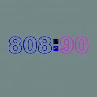 808: 90 (2LP)(180グラム重量盤)