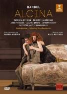 『アルチーナ』全曲 ミッチェル演出、マルコン&ムジカエテルナ&フライブルク・バロック管、プティボン、ジャルスキー、他(2015 ステレオ)(2DVD)