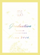 "miwa ""ballad collection"" tour 2016 〜graduation〜(CD+Blu-ray)【完全生産限定盤】"