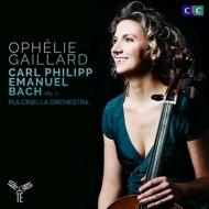 チェロ協奏曲第2番、シンフォニア第3番、チェンバロ協奏曲、他 ガイヤール、プルチネッラ管、コルティ