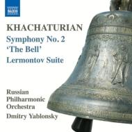 交響曲第2番『鐘』、レールモントフ組曲より ドミトリー・ヤブロンスキー&ロシア・フィル