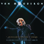 It's Too Late To Stop Now...Volume I (2CD)