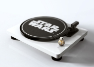 STAR WARS ALL IN ONE RECORD PLAYER(White)