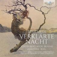 シェーンベルクの『浄夜』に向かって〜バッハ、ツェムリンスキー、他 カルネッリ&マントヴァ室内管弦楽団員(弦楽六重奏)
